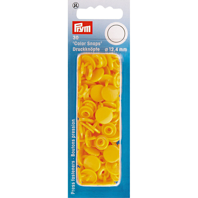Colorsnaps PRYM yellow