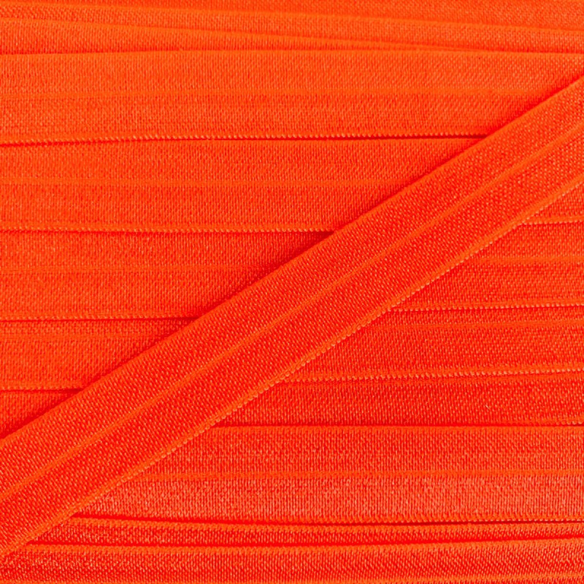 Lemovací guma 15 mm neon orange
