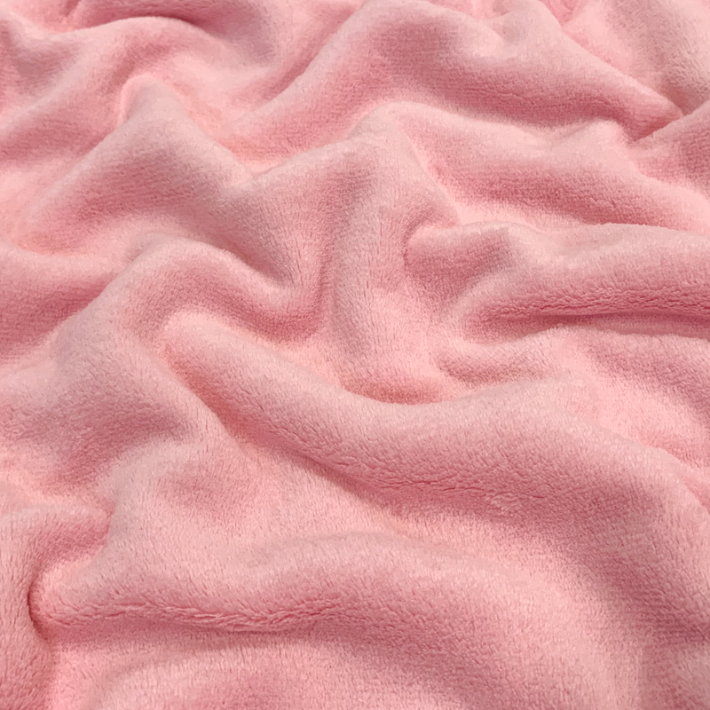 Microfleece light rose