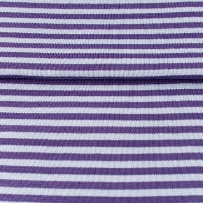 Náplet hladký BIG stripe purple