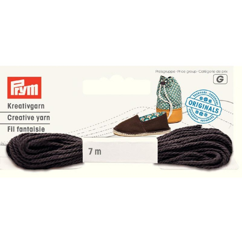 PRYM LOVE nit na boty chocolate