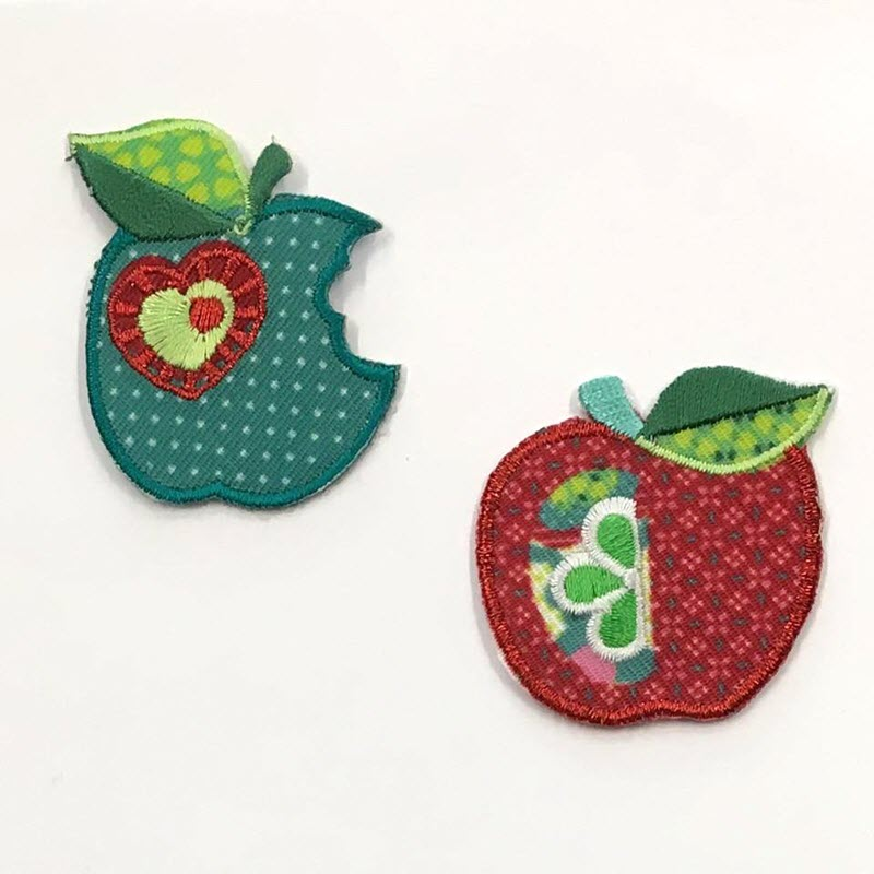 Sticker BASIC Apples