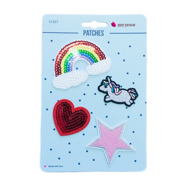 Sticker BIPP Rainbow Unicorn