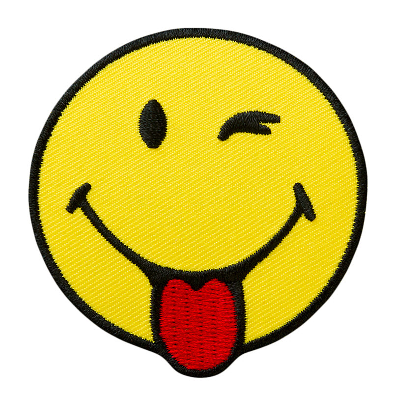 Sticker MIDI Smiley Wink