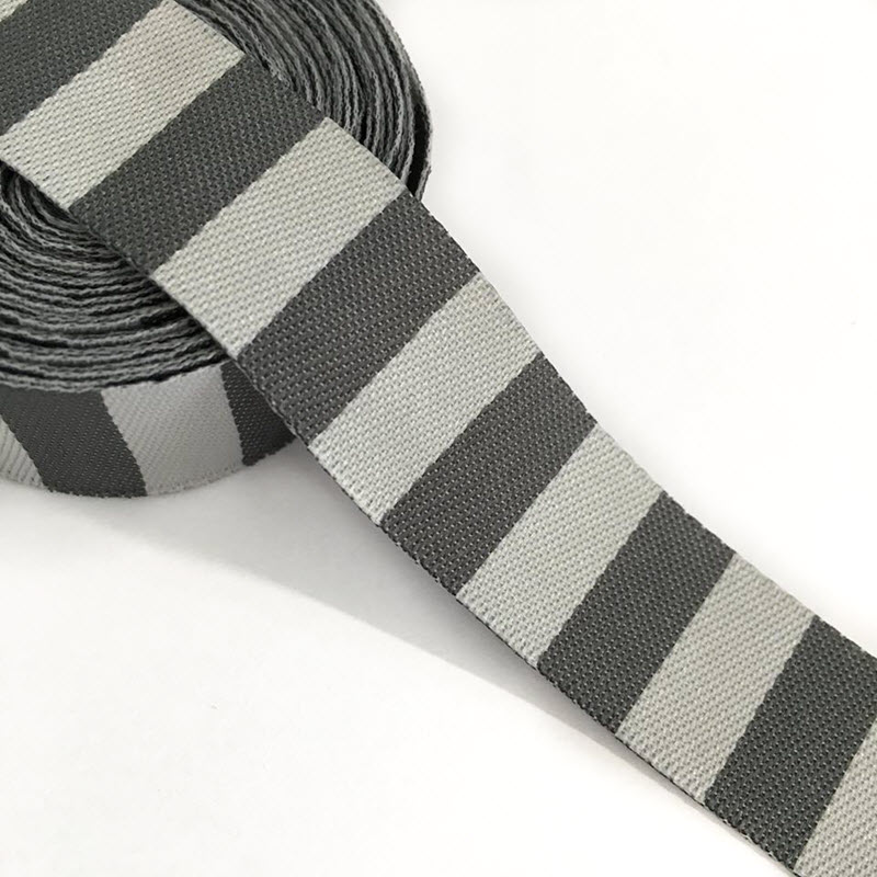 Stuha Stripe grey