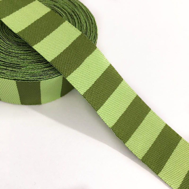Stuha Stripe lime