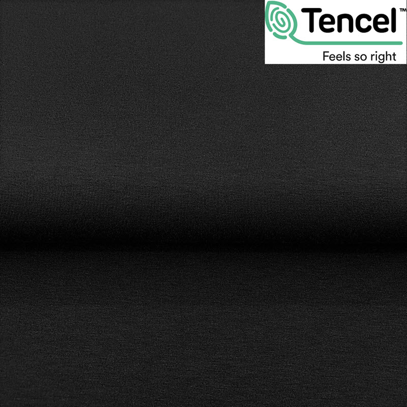 Úplet TENCEL modal black