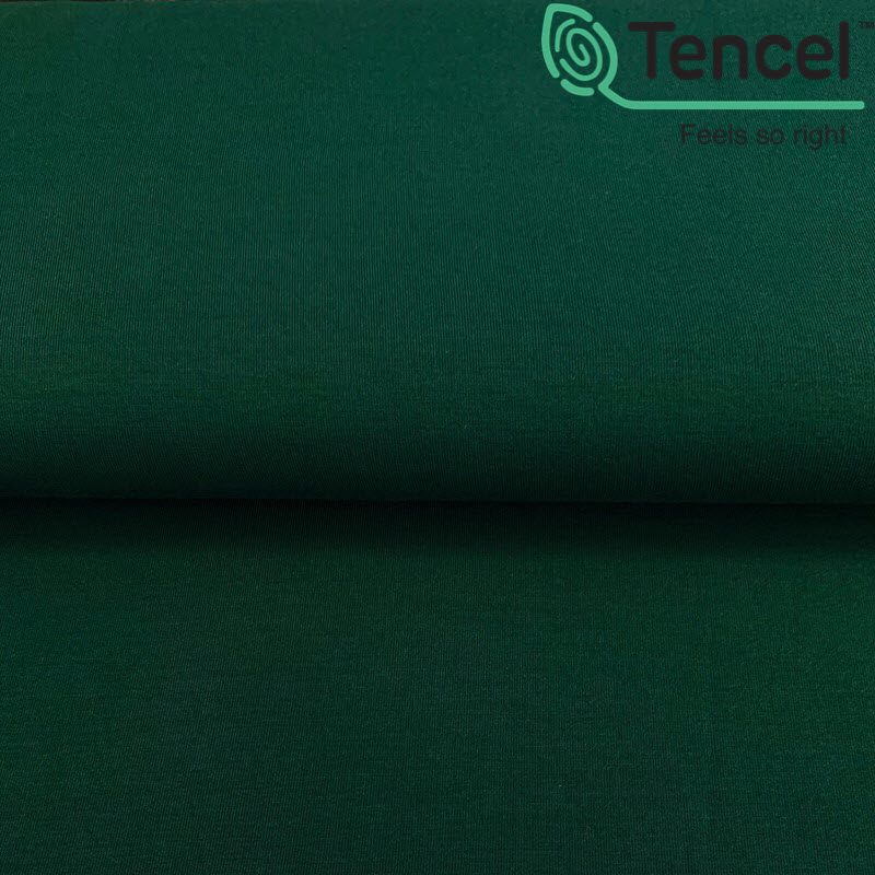 Úplet TENCEL modal green
