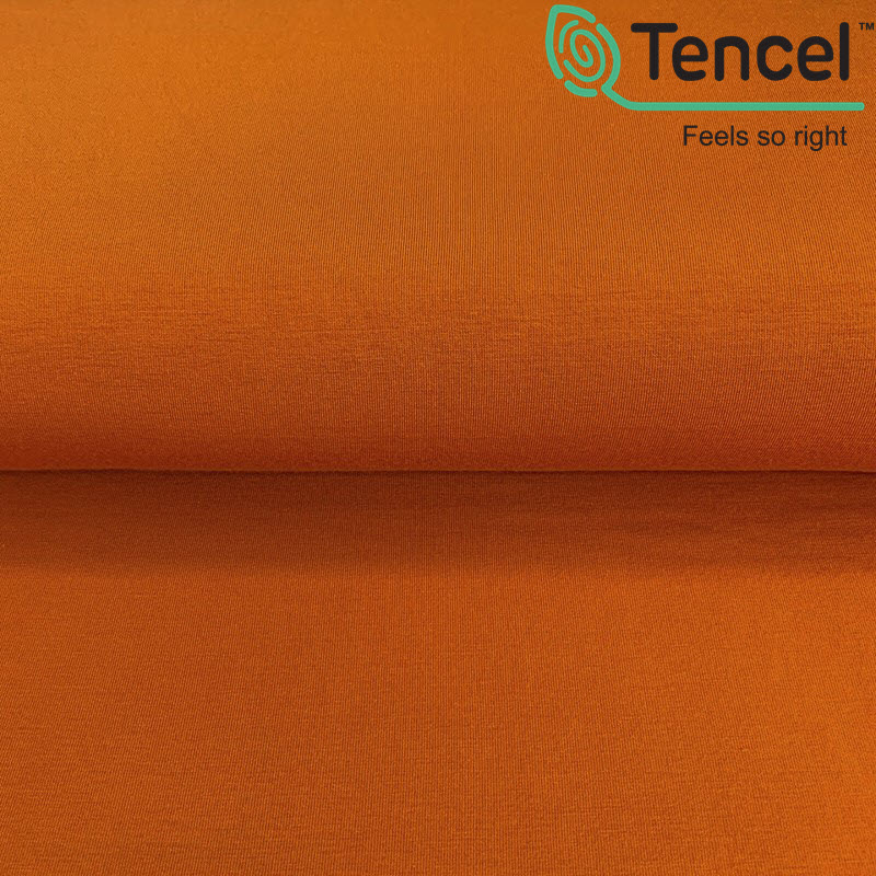 Úplet TENCEL modal orange