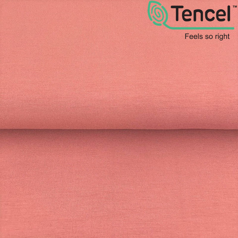 Úplet TENCEL modal rose
